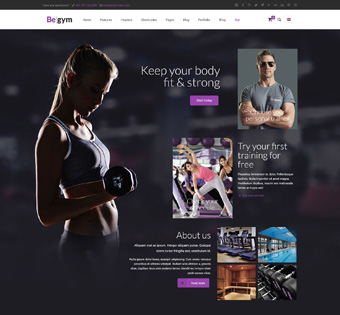 Be-Gym