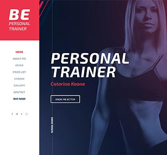 Be-Personal Trainer
